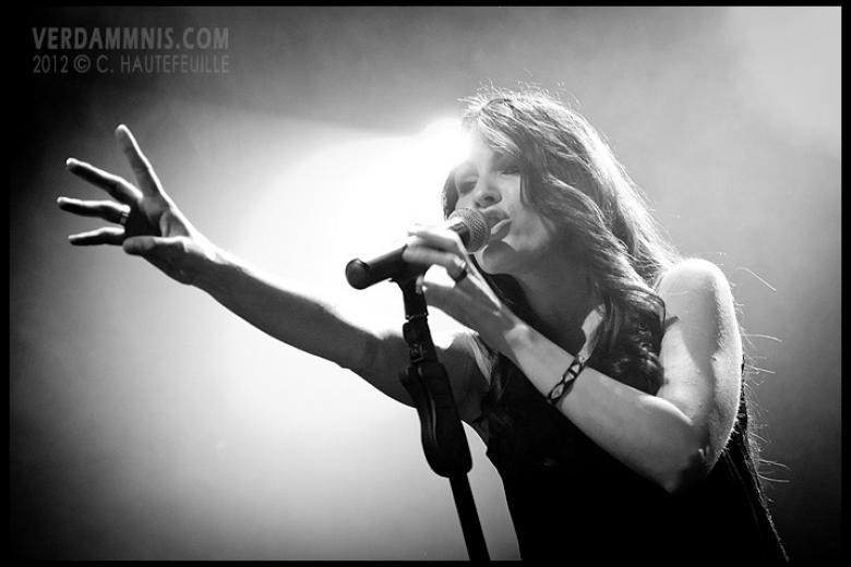 Señorita Nocte @ Rock-School Barbey - Bordeaux (2012-10-14)