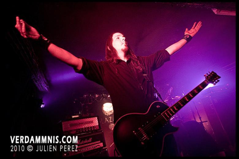 Shining @ Glazart - Paris (2010-10-26)