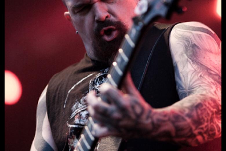 Slayer @ Hellfest - Clisson (2010-06-20)