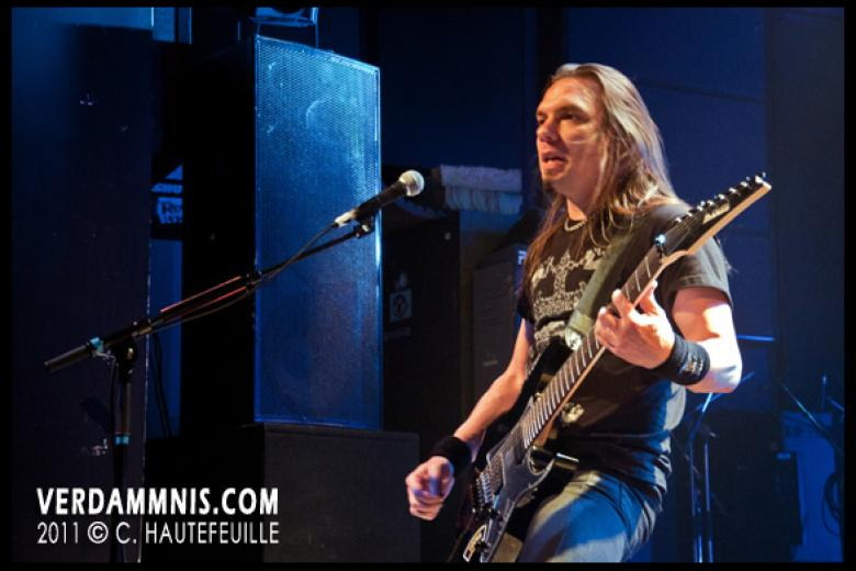 Sonata Arctica @ Rockschool Barbey - Bordeaux (2011-03-10)