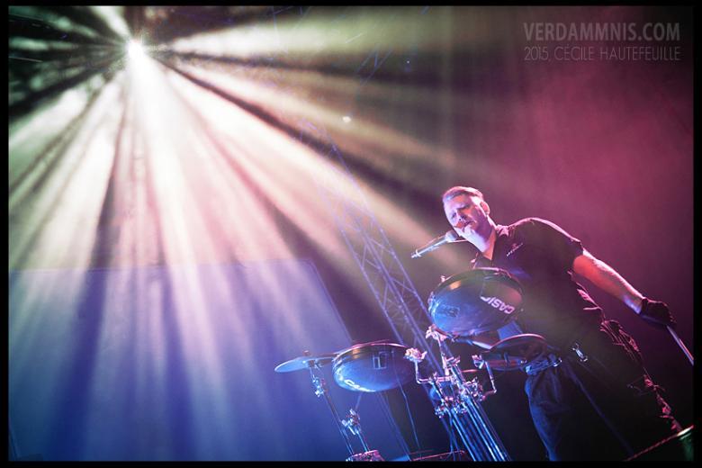 Spetsnaz @ E-Tropolis Festival - Oberhausen (2015-03-28)