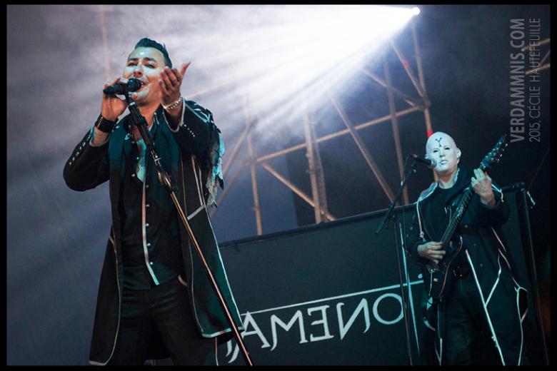 Stoneman @ Eurorock Festival - Neerpelt (2015-05-16)