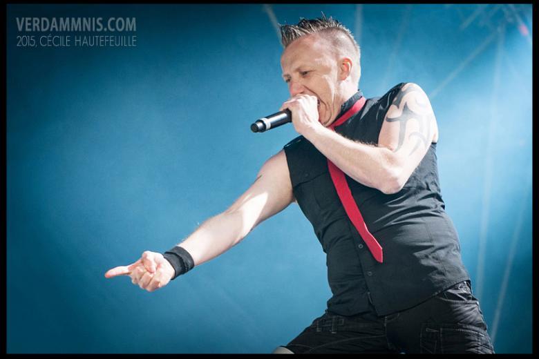Suicide Commando @ Eurorock Festival - Neerpelt (2015-05-15)
