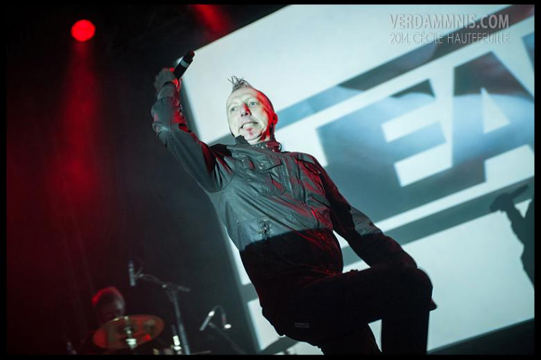 Suicide Commando @ E-Tropolis Festival 2014 - Oberhausen (2014-02-22)