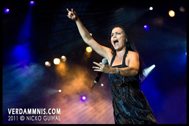Tarja Turunen @ Sonisphere Festival - Amnéville (2011-07-09)