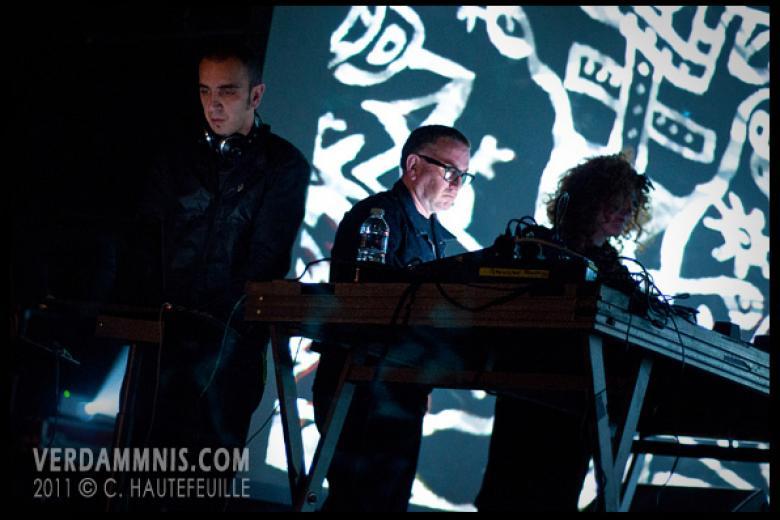 The Anti Group @ BIMFest 2011 - Antwerp (2011-12-16)