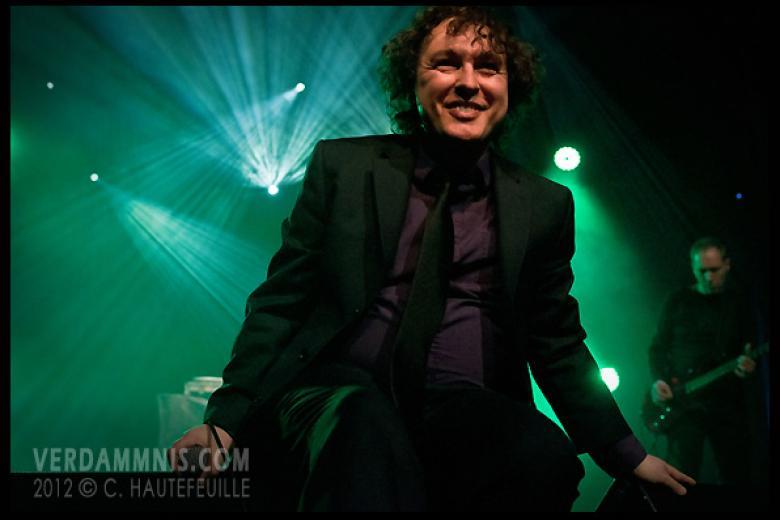 Cassandra Complex (The) @ Rewind Festival - Ghent (2012-04-06)