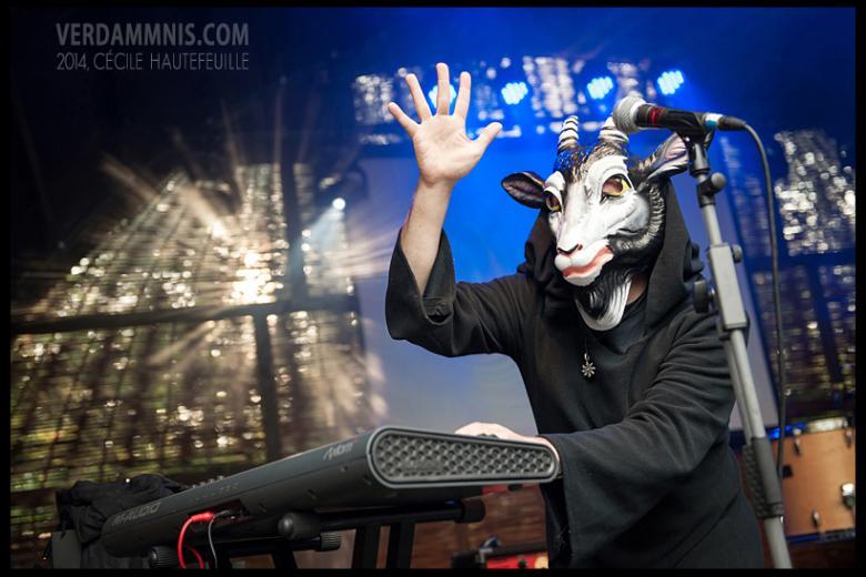 The Devil And The Universe @ NCN Festival 2014 - Deutzen (2014-09-06)