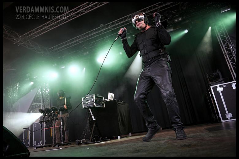 The Juggernauts @ Amphi Festival 2014 - Cologne (2014-07-26)