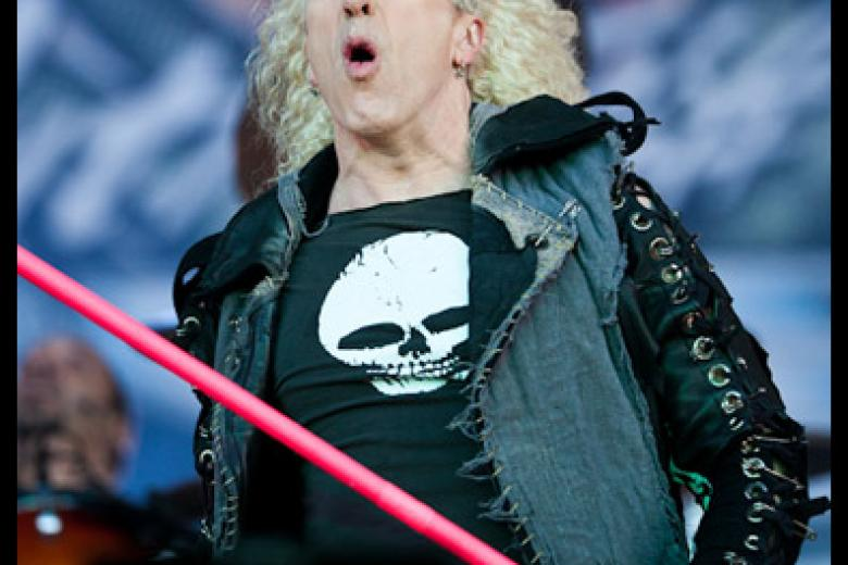 Twisted Sister @ Hellfest - Clisson (2010-06-19)