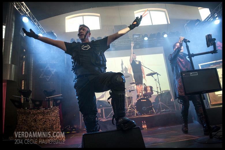 Tyske Ludder @ E-Tropolis Festival 2014 - Oberhausen (2014-02-22)