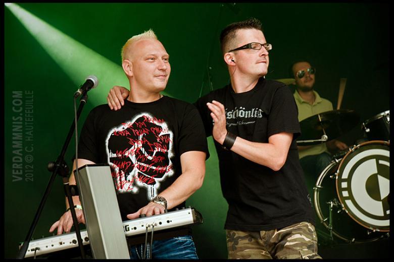 Versus @ NCN Festival 2012 - Leipzig (2012-09-08)