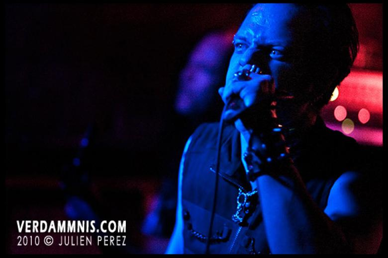 Vicious Rumors @ Klub - Paris (2010-11-02)