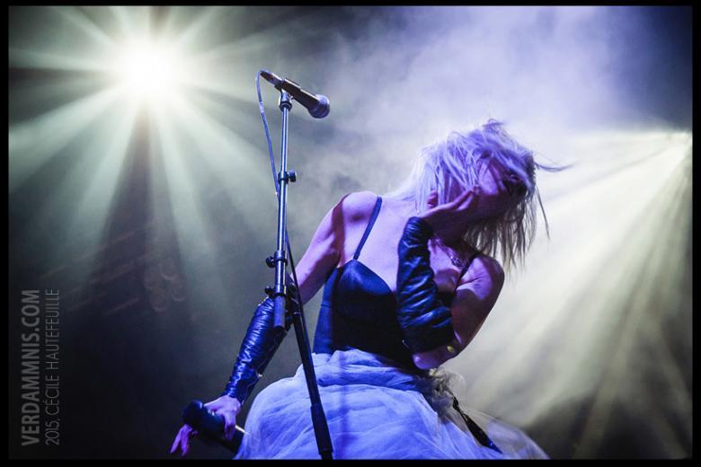 Vive La Fête @ Eurorock Festival - Neerpelt (2015-05-15)