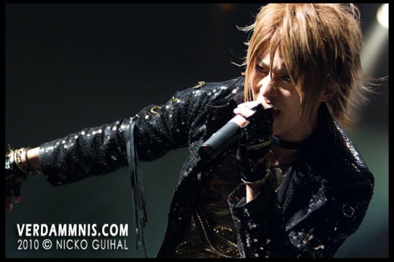 Vivid @ Japan Expo - Villepinte (2010-07-03)