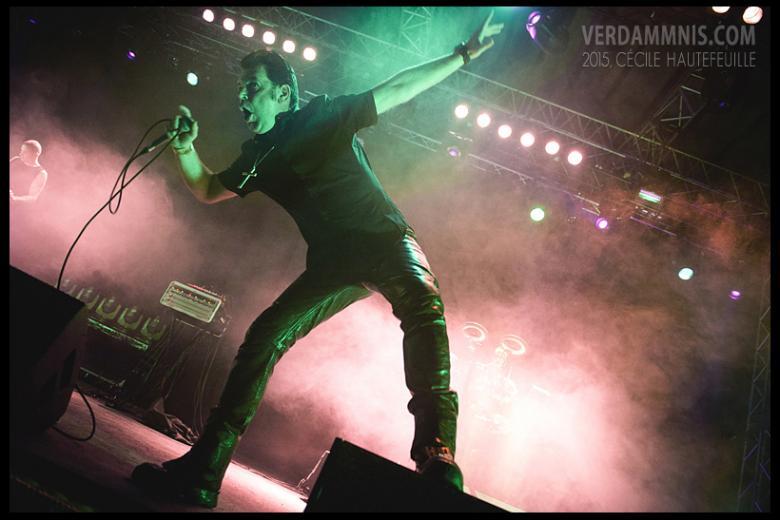 Vomito Negro @ E-Tropolis Festival - Oberhausen (2015-03-28)