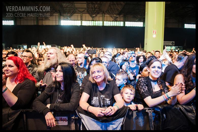 Wave Gotik Treffen 2015 - Impressions @ Leipzig (22 mai 2015)
