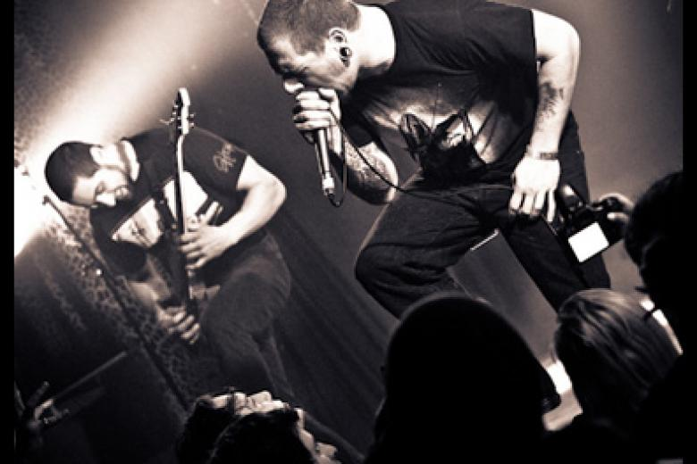 Within The Ruins @ Bonecrusher Festival - Paris (2012-02-17)