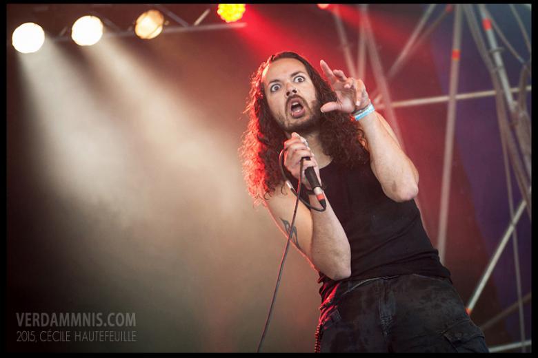XMH @ Eurorock Festival - Neerpelt (2015-05-15)