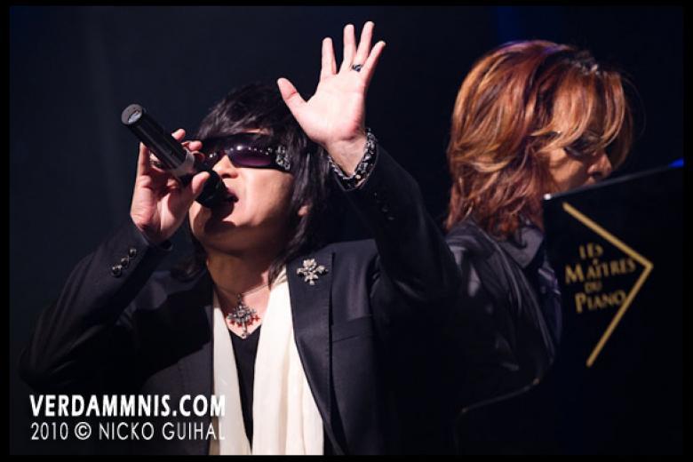 X-Japan @ Japan Expo - Villepinte (2010-07-04)