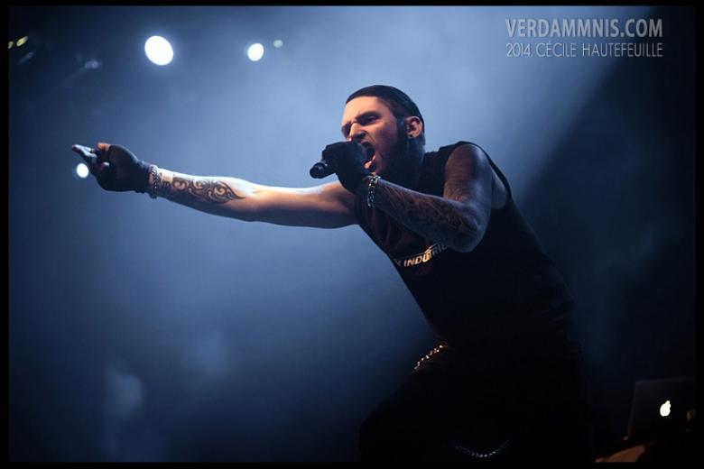 X-RX @ E-Tropolis Festival 2014 - Oberhausen (2014-02-22)