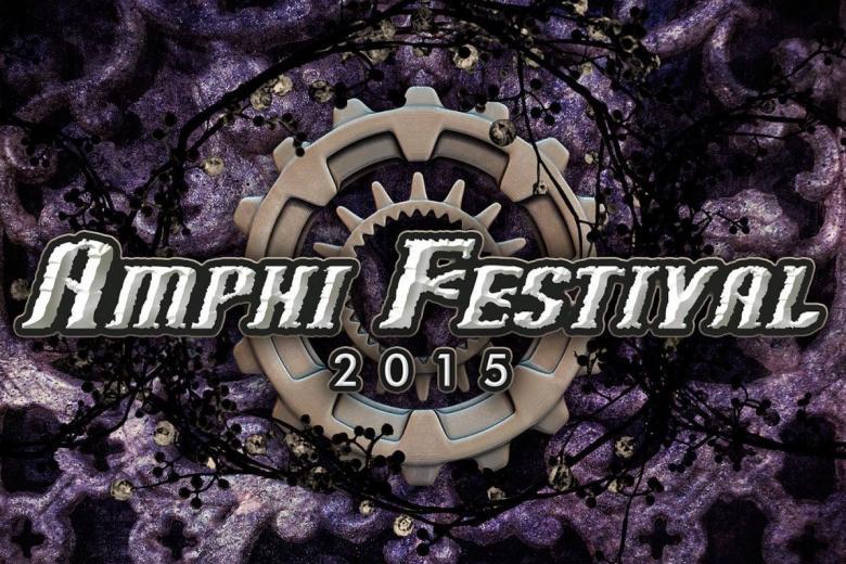Amphi Festival 2015 - Impressions @ Cologne (25 juin 2015)