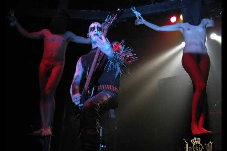 Gorgoroth @ Bataclan - Paris (2008-12-02)