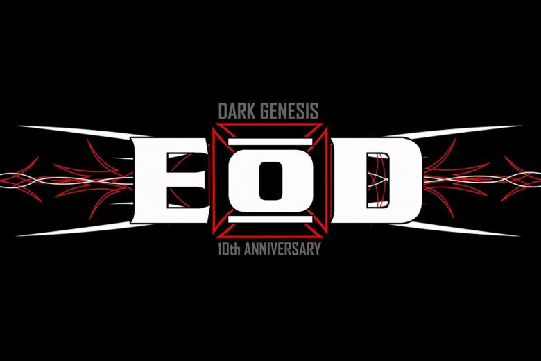 E:O:D Dark Genesis - Essigfabrik @ Cologne (22 juillet 2016)