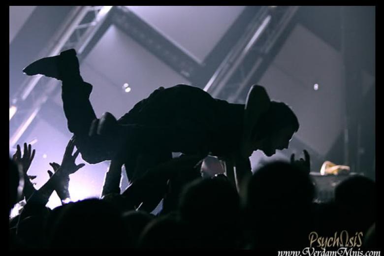 Mass Hysteria @ Salle Du Chapeau Rouge - Quimper (2010-02-26)