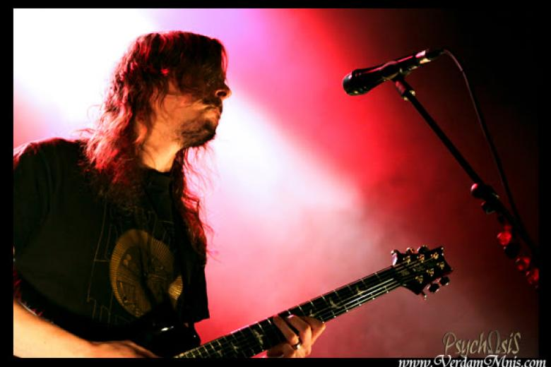 Opeth @ Bataclan - Paris (2010-04-03)
