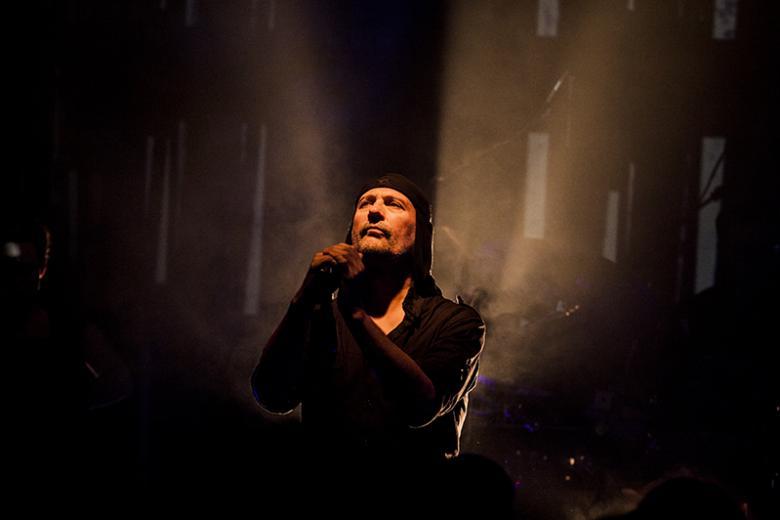 Laibach @ Trabendo - Paris (24 novembre 2017)