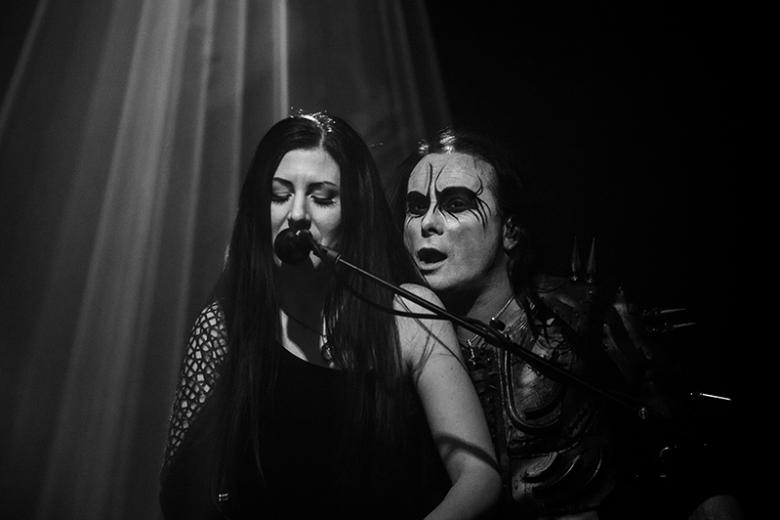 Cradle Of Filth + Moonspell @ La Machine du Moulin Rouge - Paris (19 février 2018)