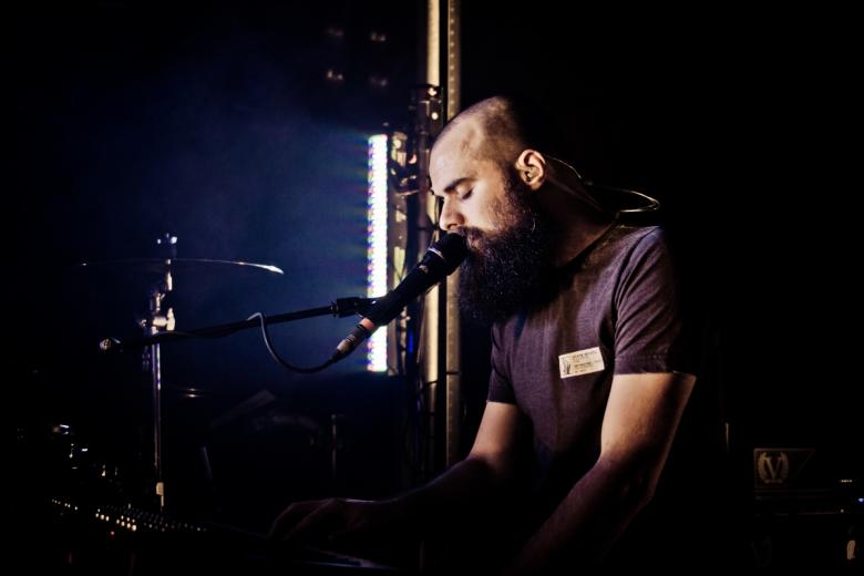 Arcane Roots + Grumble Bee @ Warmaudio - Décines (17 mars 2018)