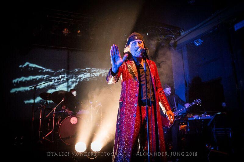 Laibach - Die Kantine(18 mars 2018)