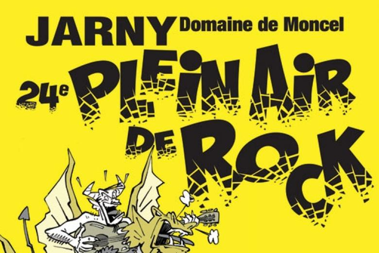 Plein air de Rock - 24e édition @ Jarny (02 juin 2018)
