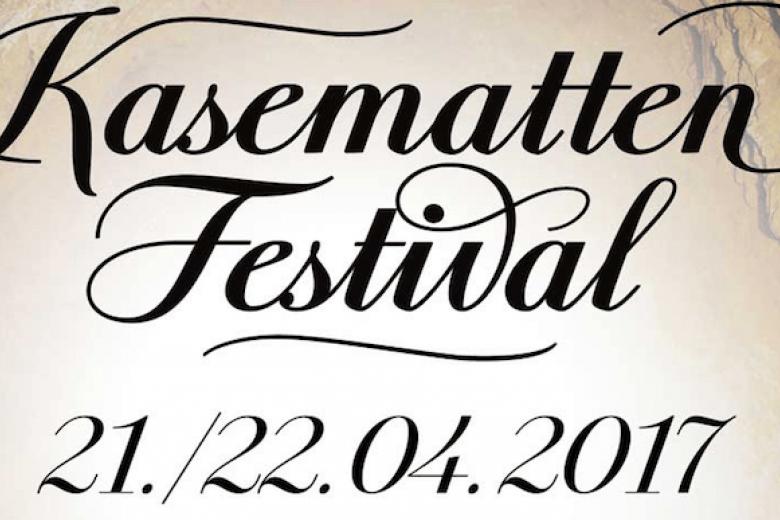 Kasematten Festival 2017 - Jour 1 @ Halberstadt (21 avril 2017)