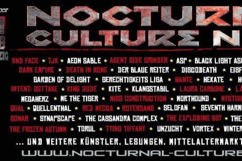 NCN Festival 2016 - Eröffnungsparty @ Deutzen (01 septembre 2016)