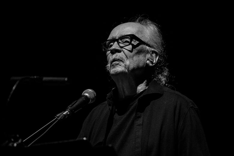 John Carpenter @ Salle Pleyel - Paris (11 octobre 2018)