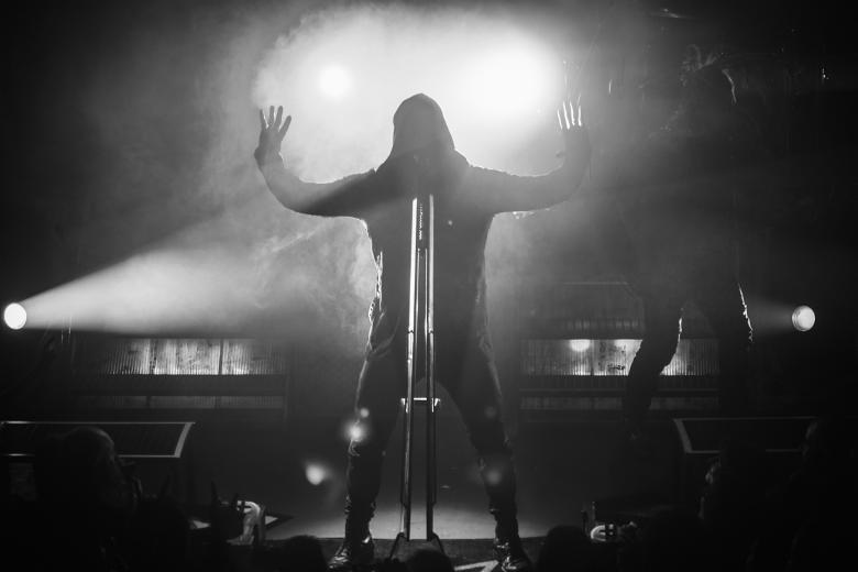 Kamelot + Leaves'Eyes @ CCO Jean Pierre Lachaize - Lyon (07 octobre 2018)