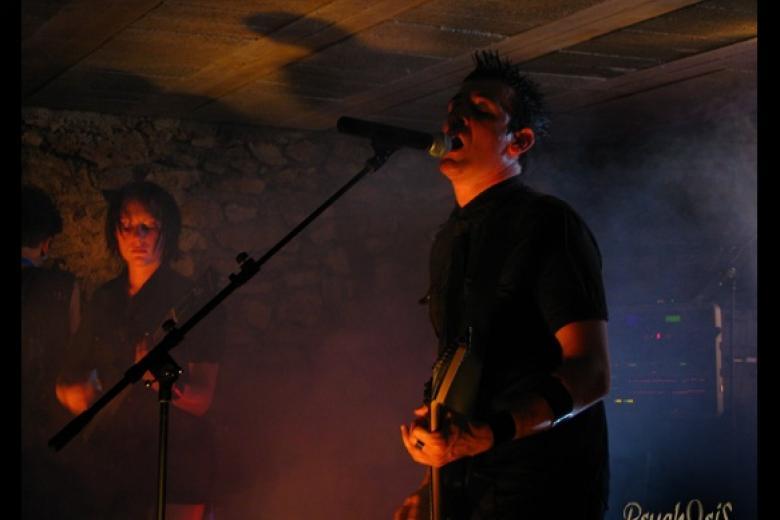 Eclypse Close @ Dark Castle Festival 2008 - Vaux le Pénil (2008-07-13)