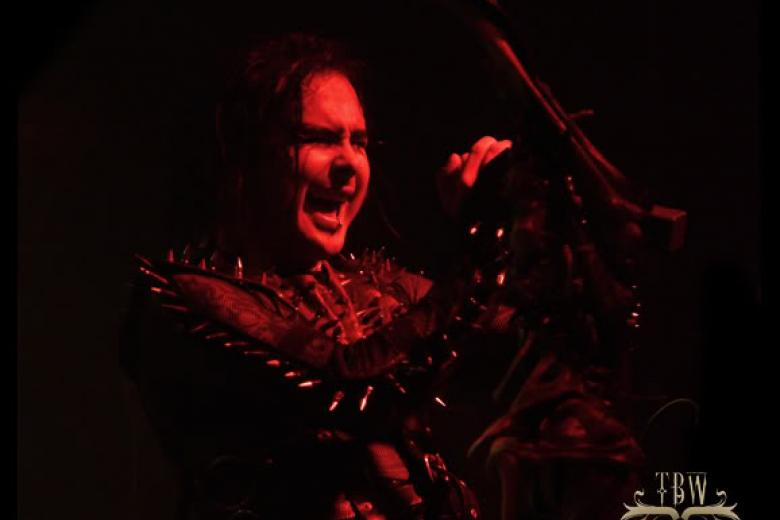 Cradle Of Filth @ Bataclan - Paris (2008-12-02)