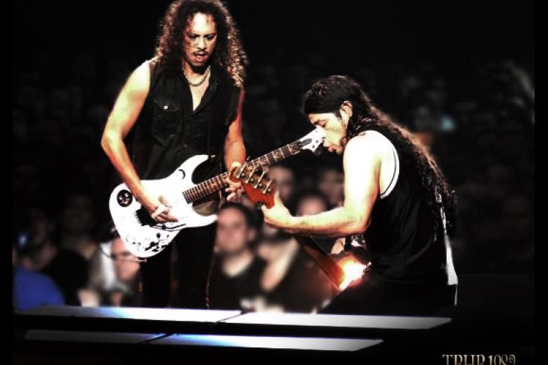 Metallica @ Bercy - Paris (2009-04-02)