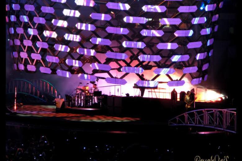 U2 @ Stade de France - Paris (2009-07-11)