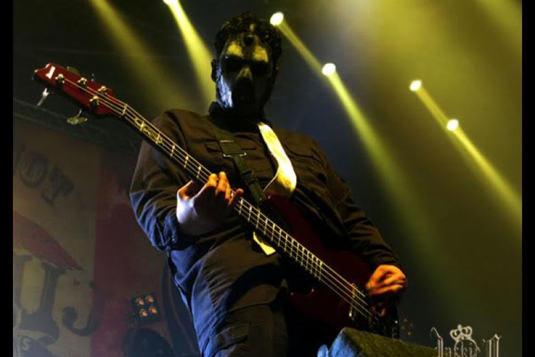 Slipknot @ Zénith - Paris (2008-11-22)