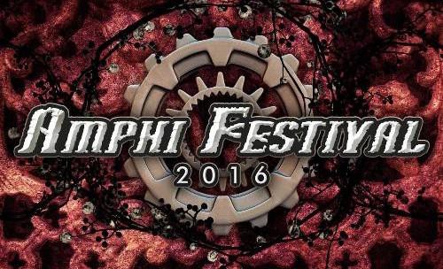 Amphi Festival 2016 - Day 1(23 juillet 2016)
