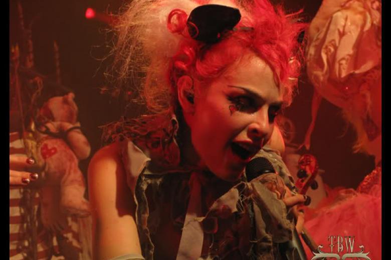 Emilie Autumn @ Nouveau Casino - Paris (2008-10-06)