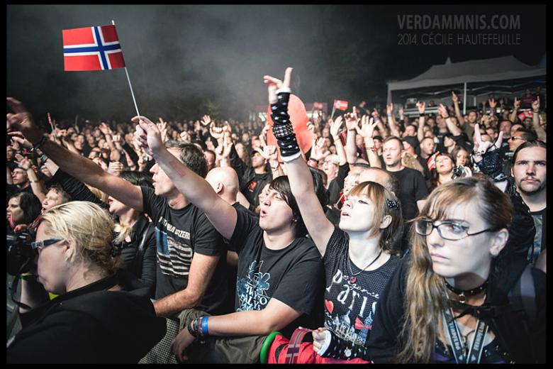 NCN Festival 2014 - Impressions @ Deutzen (05 septembre 2014)