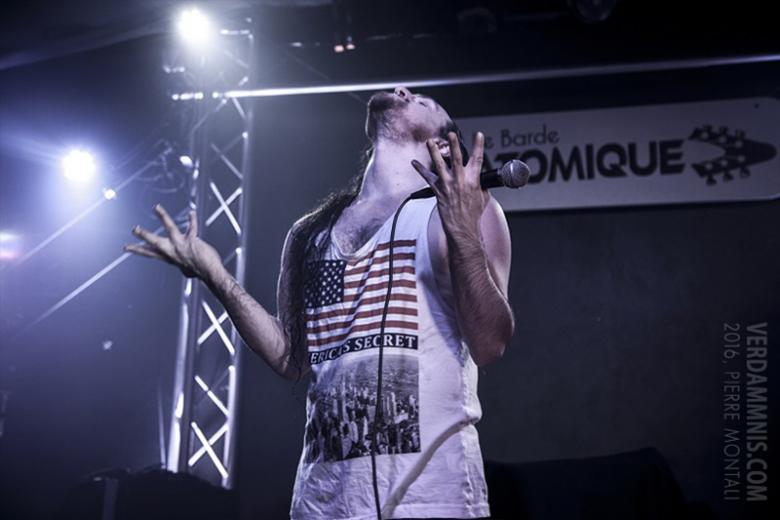 Obszön Geschöpf @ Atomic Fest - Paris (06 décembre 2015)