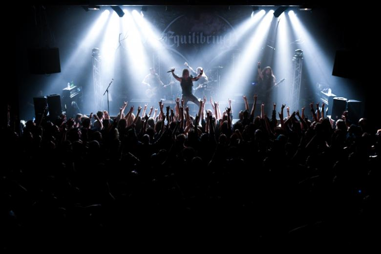 Equilibrium + Finsterforst + Heidevolk @ CCO - Villeurbanne (10 octobre 2016)