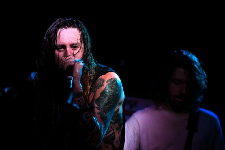 While She Sleeps + Blood Youth @ Warmaudio - Décines (31 octobre 2016)
